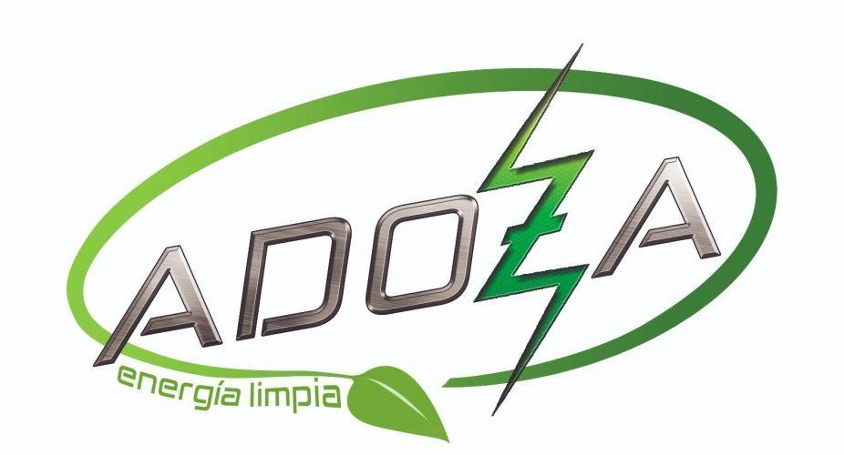 logo energia limpia Adoza